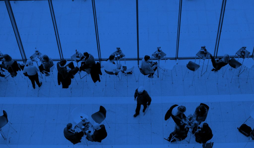 reuniones cluster empresas aeronauticas
