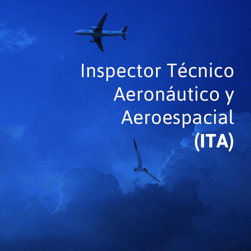 Inspector Técnico Aeronáutico y Aeroespacial (ITA)