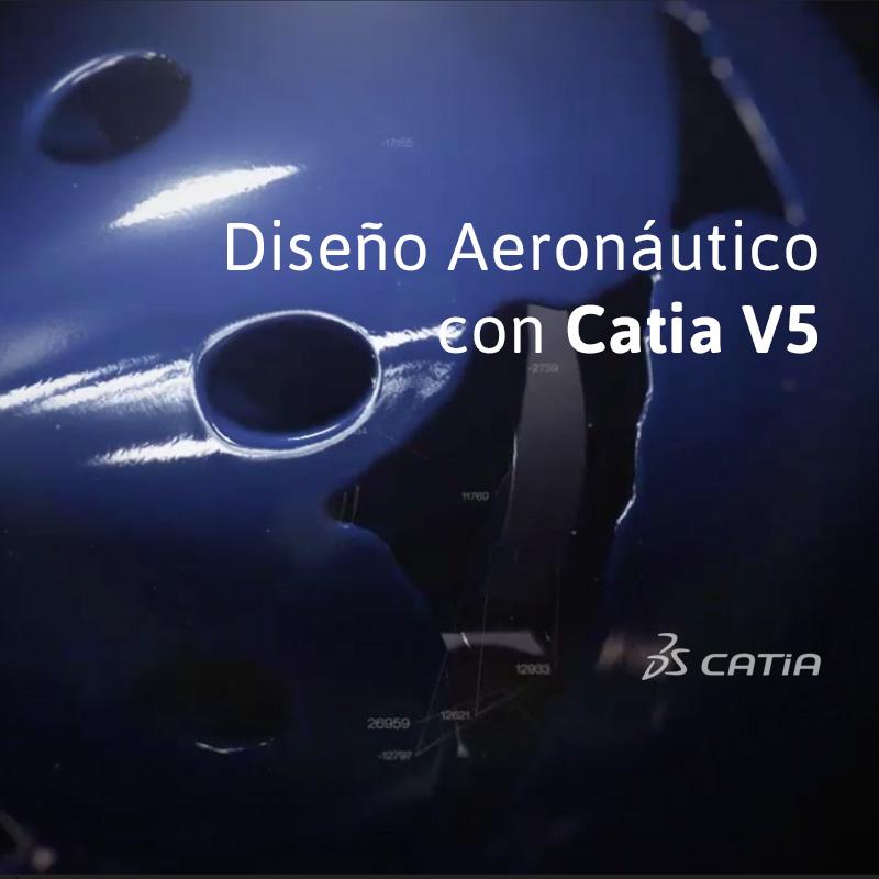 Diseño Aeronáutico con Catia V5