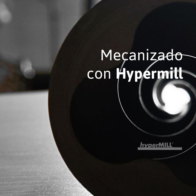 Mecanizado con Hypermill