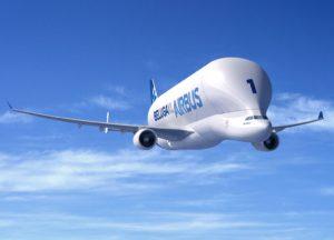 Prototipo del nuevo Airbus Beluga XL